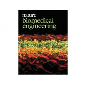 10 May 2017: Nature Biomedical Engineering publication