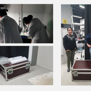 22 May 2019: INNODERM prototype RSOM delivered to clinical partner Humanitas University