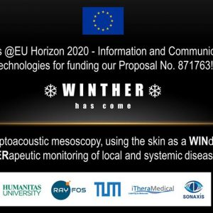 2 August 2019: Follow-up project to INNODERM funded by the EU Horizon 2020 program