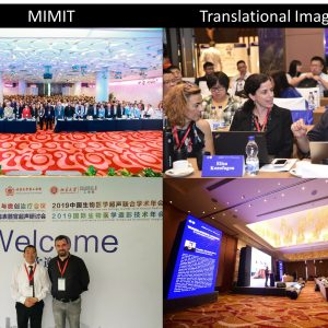 28 October 2019: INNODERM at the Molecular Imaging and Minimally Invasive Therapy (MIMIT) in Beijing