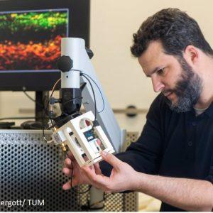 19 April 2021: INNODERM Lead Scientist wins German Psoriasis Prize
