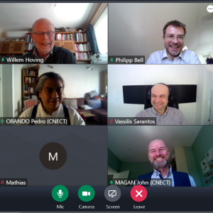 23 April 2021: Follow-up project WINTHER has its review meeting
