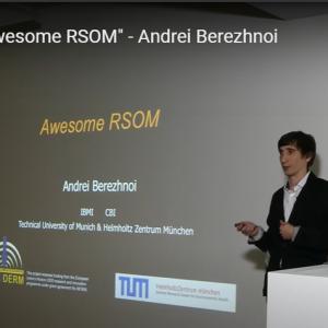 16 April 2021: Congratulations to Dr. Andrei Berezhnoi